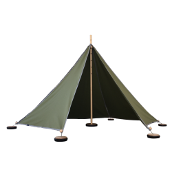 Abel Tent 1 groen