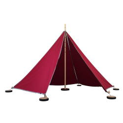 Abel Tent 1 rood