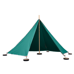 Abel Tent 1 turquoise