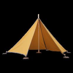 Abel Tent 1 geel