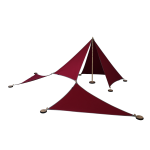 Abel Tent 1 rood