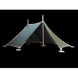 Abel Tent 2 groen