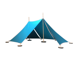 Abel Tent 2 turquoise