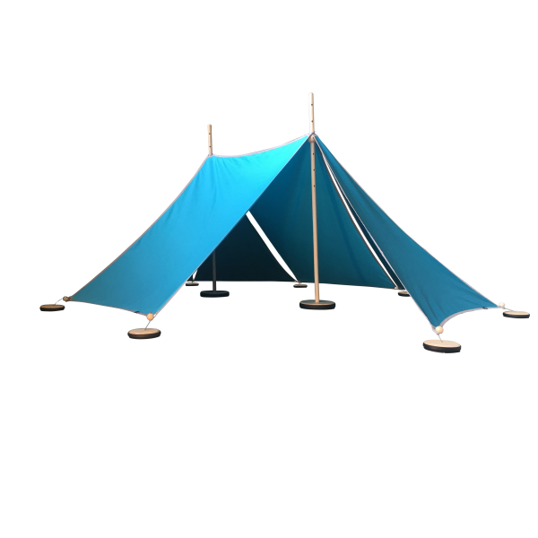 Abel Tent 2 turquoise