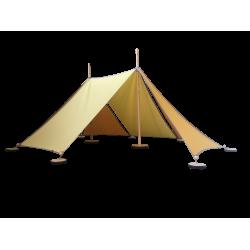 Abel Tent 2 geel