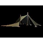 Abel Uitbreiding Tent 2 naar Tent 3 groen