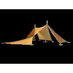 Abel Uitbreiding Tent 2 naar Tent 3 geel