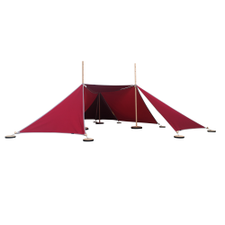 Abel Tent 3 rood