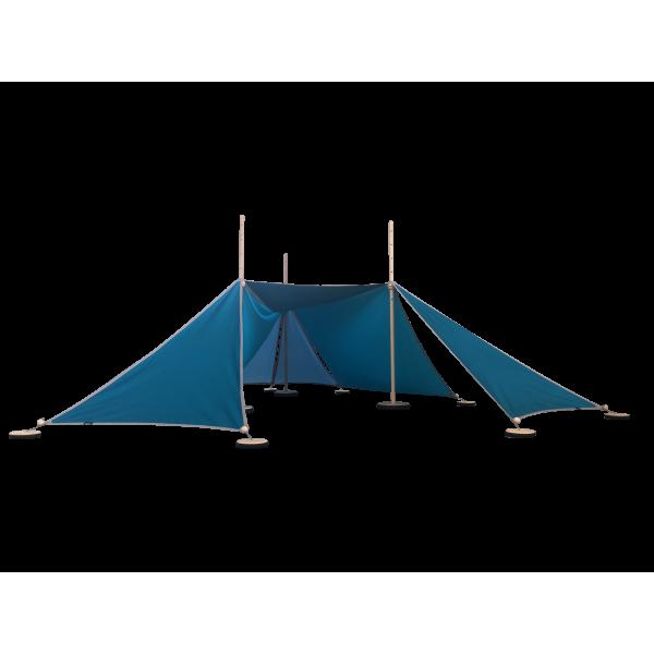 Abel Tent 3 turquoise