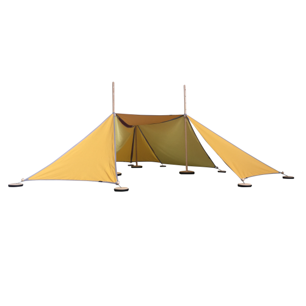 Abel Tent 3 geel