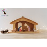 Ostheimer Kerststal mini