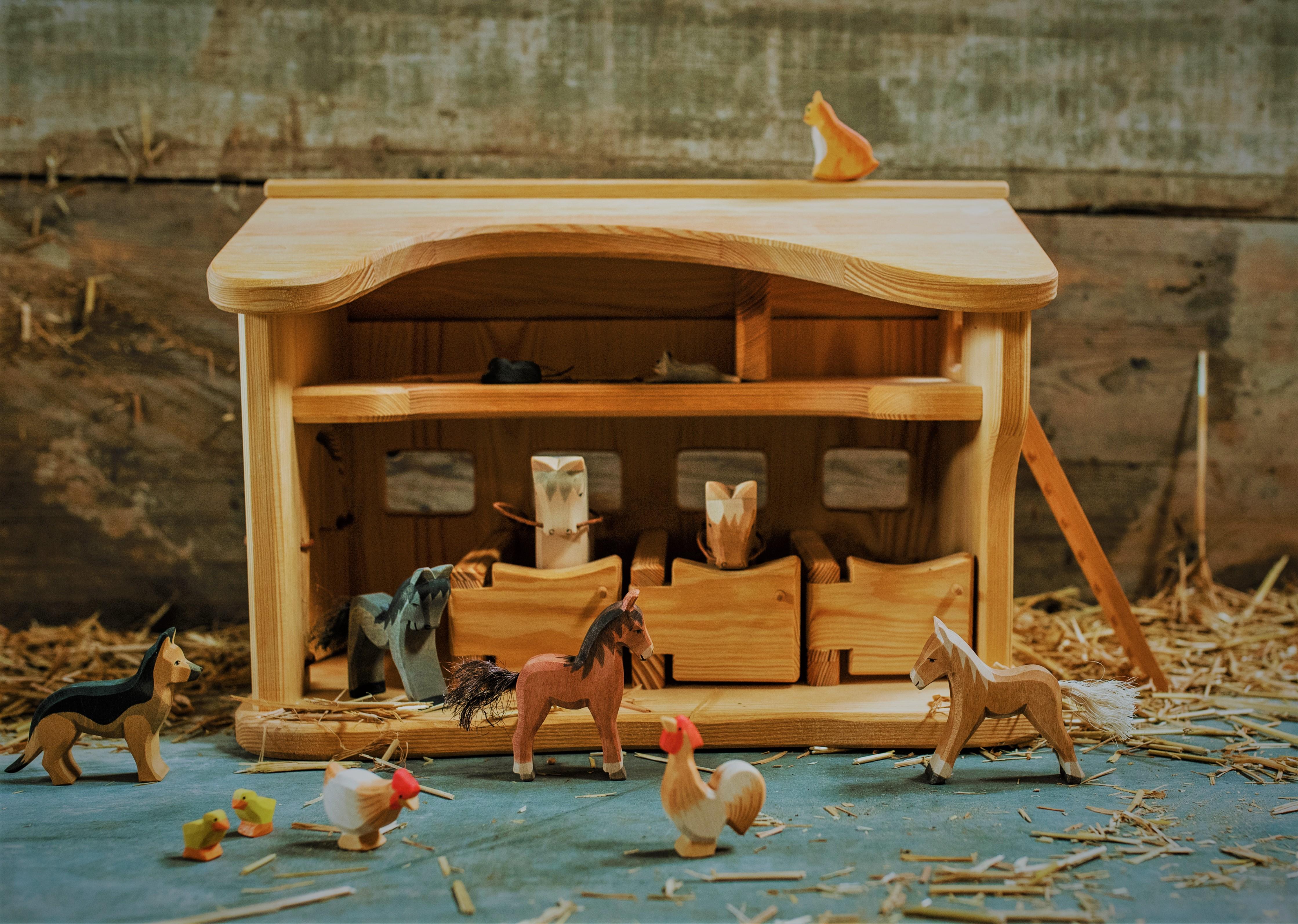 Grimm's houten speelgoed