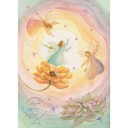 Kaart Butterfly Fairies