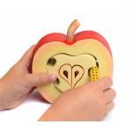 Bumbu Toys Appel met worm