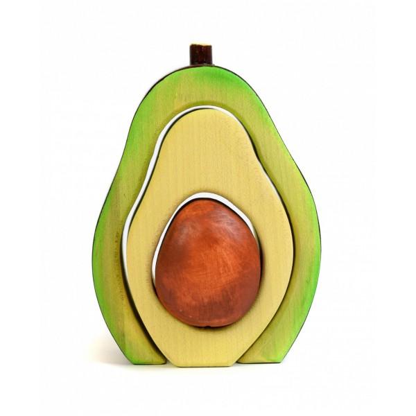 Bumbu Toys Avocado