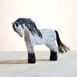 Bumbu Toys Paard wit