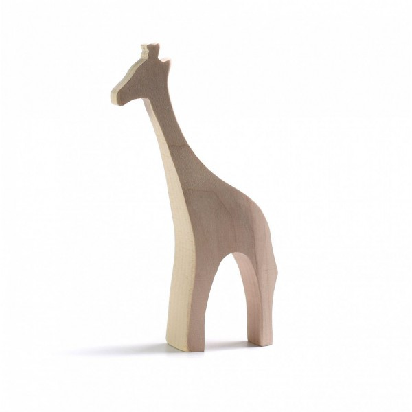 Bumbu Toys Giraffe naturel