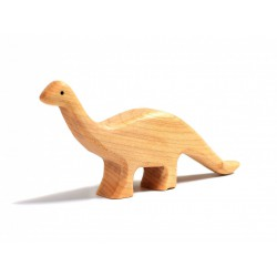 Dino Brontosaurus naturel