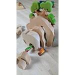 Bumbu Toys Grot naturel