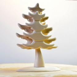 Dennenboom naturel