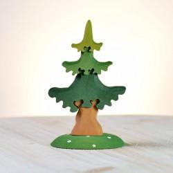 Dennenboom klein