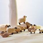 Bumbu Toys Schaap staand