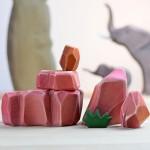 Bumbu Toys Savanne rotsblokken