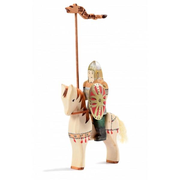 Bumbu Toys Ridder met paard - SET