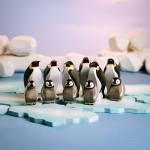Bumbu Toys Pinguïn vrouwtje