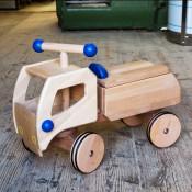 Houten Loopwagens