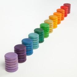 72 Munten (12 kleuren)