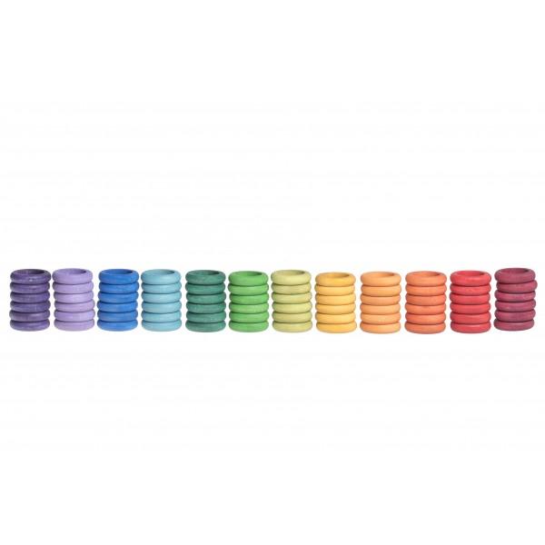 Grapat 72 Ringen (12 kleuren)