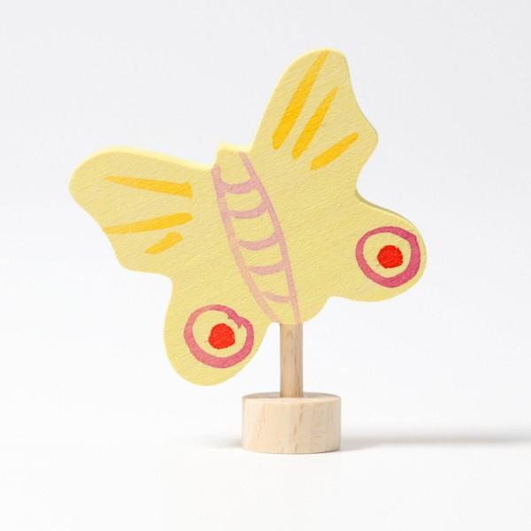 Grimm's Steker vlinder geel