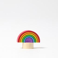 Steker regenboog