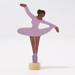 Steker Ballerina Lila