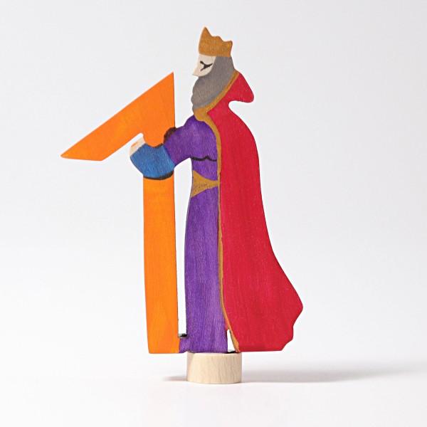 Grimm's Steker sprookjes getal cijfer 1