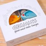 Grimm's Kleine strandzeilers 4 stuks