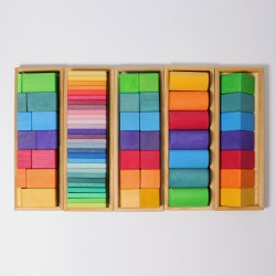 Blokkendoos vormen en kleuren I