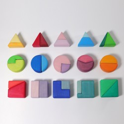 Blokkendoos basisvormen