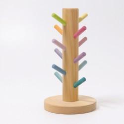 Sorteerboom Pastel voor ringen - NIEUW 2020