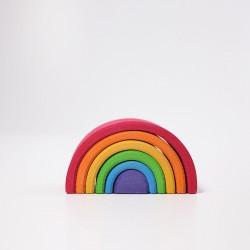 Regenboog middel 6-delig