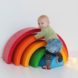 Regenboog groot XXL Meubel