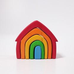 Huis regenboog