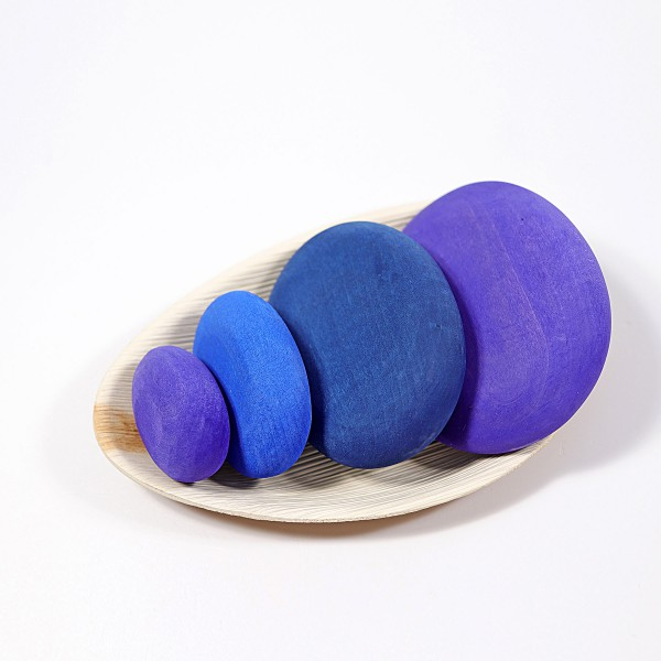 Grimm's Kiezelstenen paarse tinten