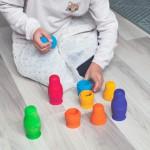 Grimm's Russische poppen regenboog