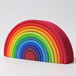 Regenboog groot