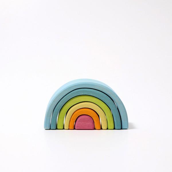 Regenboog klein Pastel