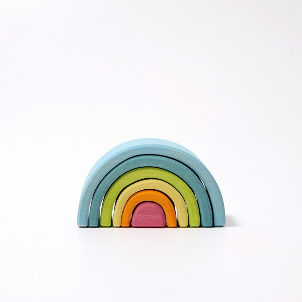 Grimm's Regenboog klein Pastel