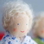 Grimm's Pop grootmoeder Mathilda