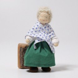 Pop grootmoeder Mathilda